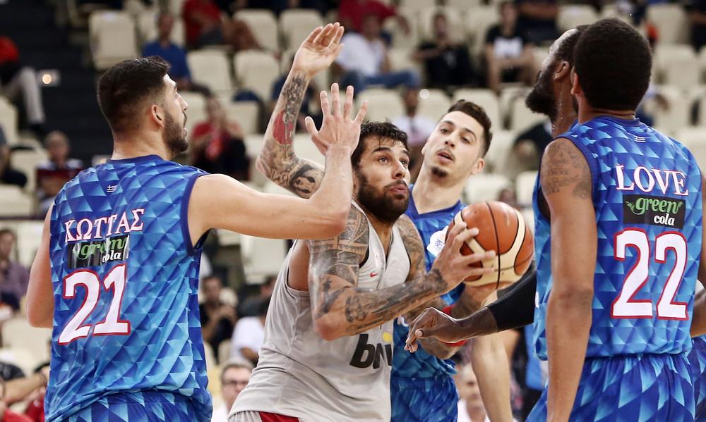 Κύπελλο Ελλάδας: Εύκολα το τελευταίο εισιτήριο ο Ολυμπιακός