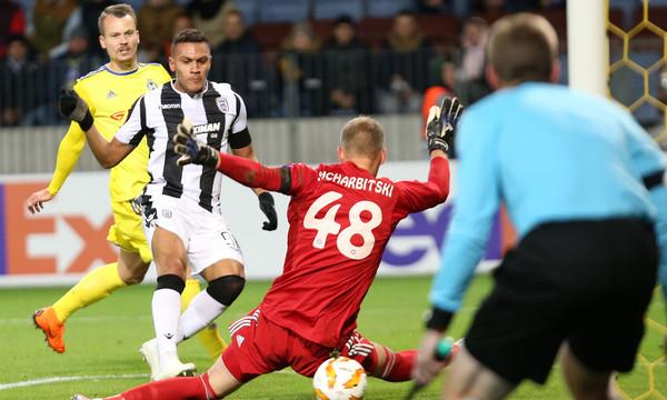 Europa League: Παίκτης της βδομάδας ο Ζαμπά!