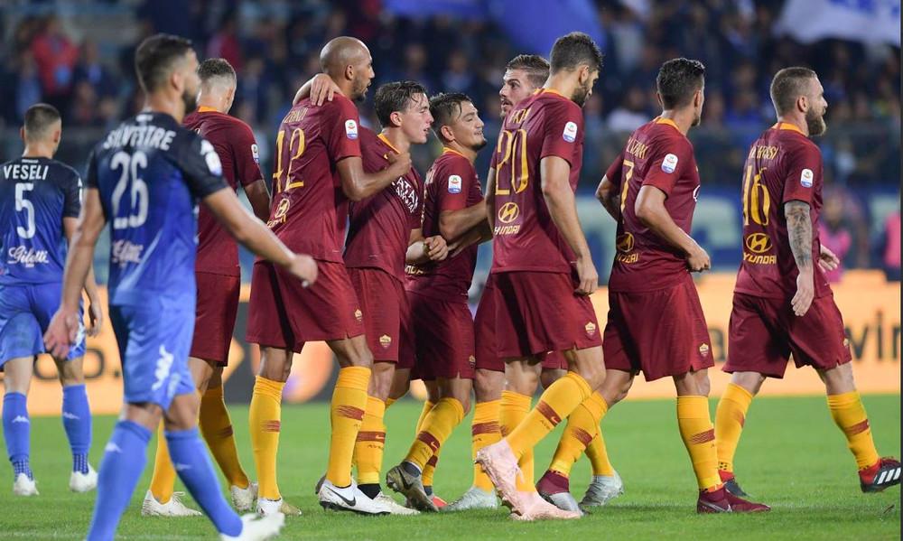 Ιταλία: Δυσκολεύτηκε αλλά νίκησε η Ρόμα
