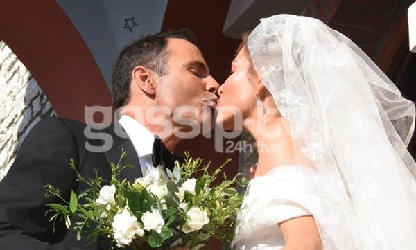 Maria Menounos-Kevin Undergaro: To φωτογραφικό άλμπουμ του λαμπερού γάμου τους