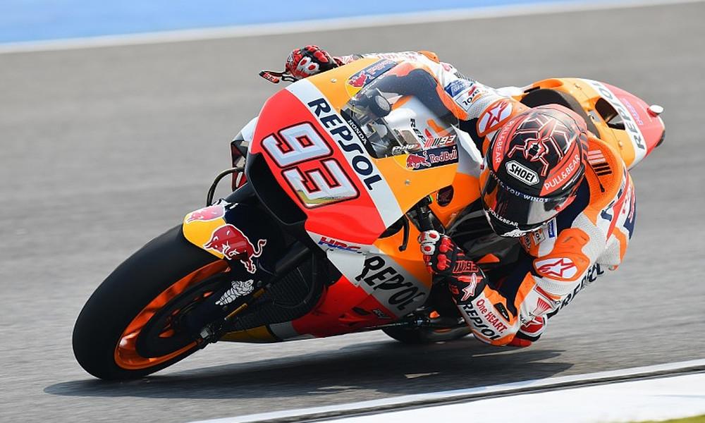Moto GP: Άρχοντας Μαρκέθ στην Ταϊλάνδη