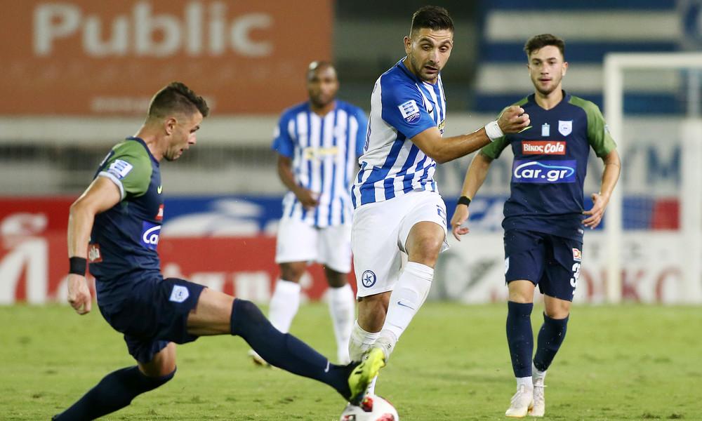 Ατρόμητος-ΠΑΣ Γιάννινα 1-0: Φάσεις και γκολ από το Περιστέρι (video)