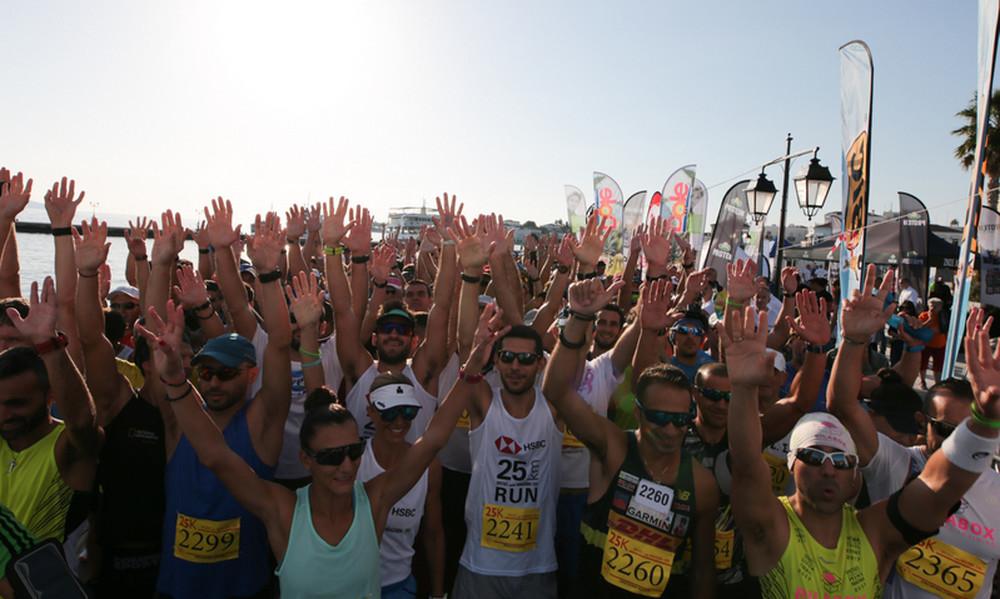 A weekend to remember: Το 8ο Spetses mini Marathon ξεπέρασε κάθε προσδοκία!
