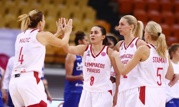 Ολυμπιακός – Βίσλα 63-63: «Τελικός» στην Πολωνία (photos)