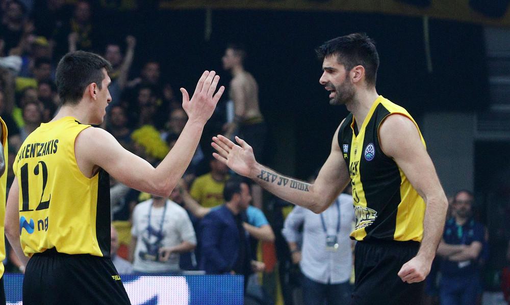 Poll: Πού θα φτάσει η ΑΕΚ στο φετινό FIBA Champions League;