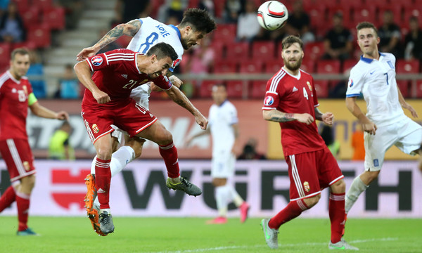 Ελλάδα-Ουγγαρία: Η ιστορία και το… τρελό ματς του 2015! (vid)