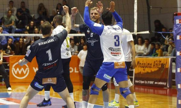 Volley League: Ανακοίνωσε τα διαρκείας της η Κηφισιά
