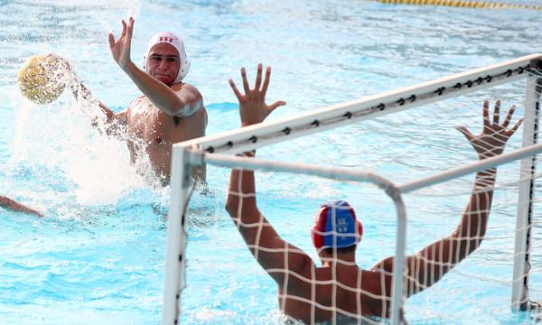 Α1 Πόλο ανδρών: Άνετα ο Ολυμπιακός, νίκες για Χανιά και Εθνικό