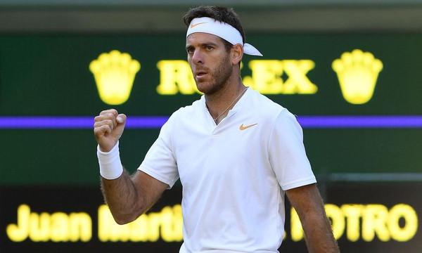 Τένις: Επιβεβαιώθηκαν οι φόβοι για Ντελ Πότρο