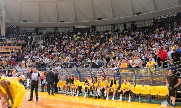 Άρης: Πακέτο εισιτηρίων για την πρώτη φάση του FIBA Europe Cup