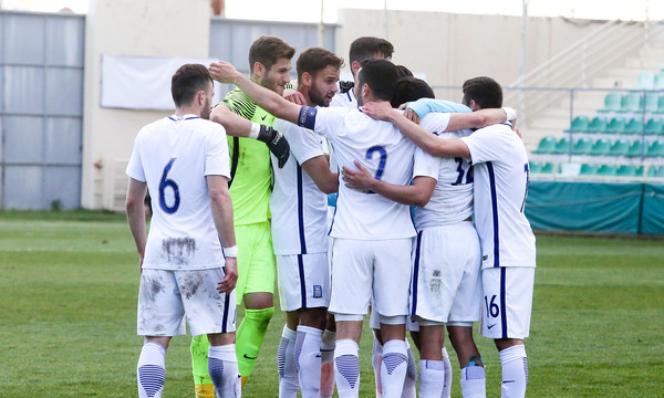 Live streaming U21: Ελλάδα-Λευκορωσία