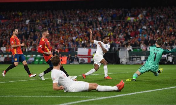 Nations League: Περίπατος για Αγγλία (video+photos)