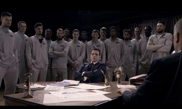 Euroleague: Εκπληκτικό βίντεο της ΤΣΣΚΑ με πρωταγωνιστή Ιτούδη (video)