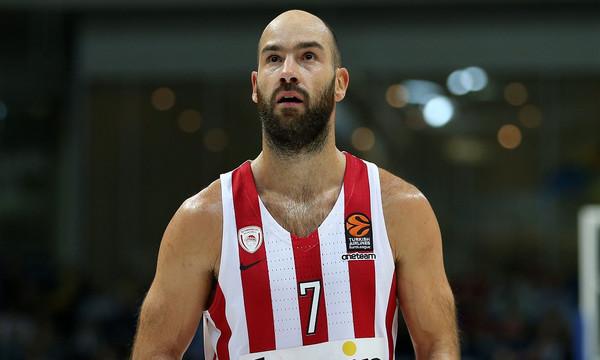 Euroleague: Ο Σπανούλης ξεπέρασε σε συμμετοχές τον Διαμαντίδη