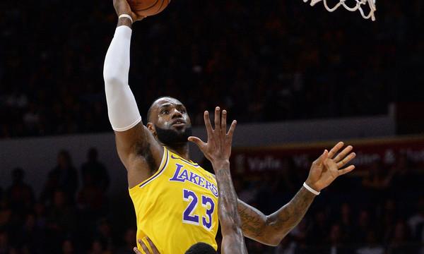 NBA: Κορυφή για Λεμπρον στο Top-5 (video)