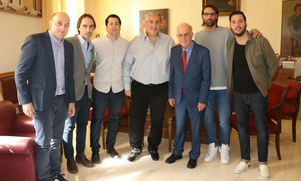 ΟΦΗ: Συναντήσεις σε δήμο και περιφέρεια ο Μπούσης