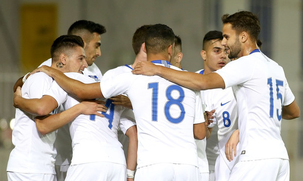 Ο αντίπαλος της Εθνικής Ελπίδων στα μπαράζ του Euro 2019