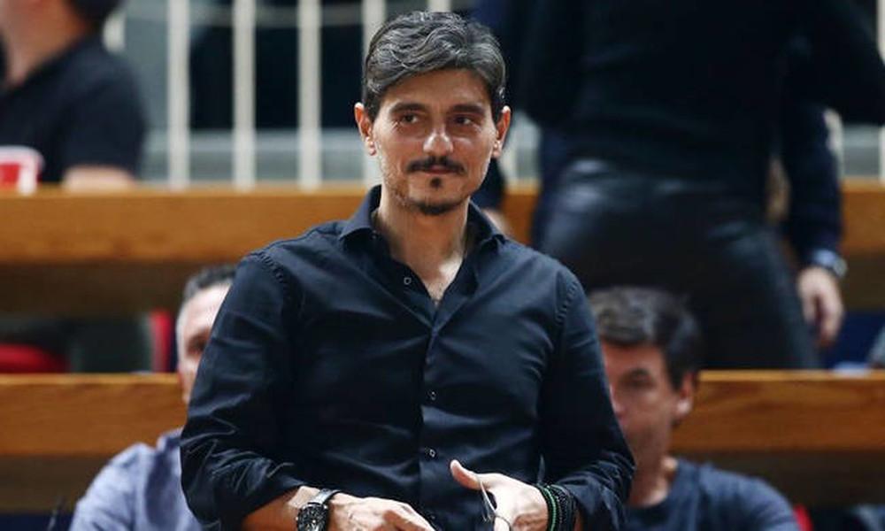 Δ. Γιαννακόπουλος: «Παναθηναϊκός γεννήθηκα, Παναθηναϊκός θα πεθάνω…»