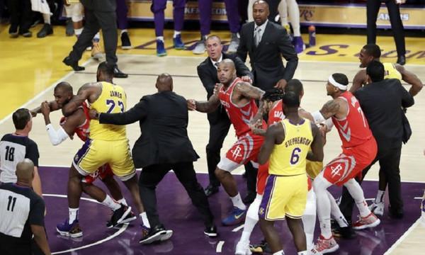 NBA: Τιμωρήθηκαν Ρόντο, Πολ και Ίνγκραμ! (video)