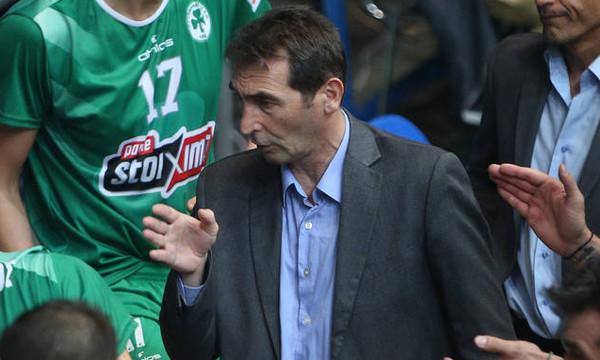 Δ. Ανδρεόπουλος: «Ούτε στη γραμμή η μπάλα»
