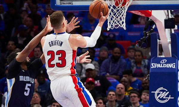 NBA: Απίθανος Γκρίφιν στο Top-5!