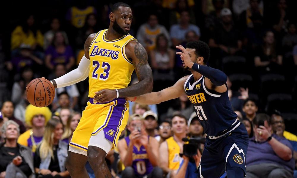 NBA: Πήραν μπρος οι Λέικερς (video)