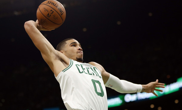 NBA: Top-10 με σούπερ Τέιτουμ! (video)