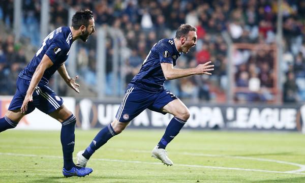 Europa League: Στην ενδεκάδα της αγωνιστικής ο Τοροσίδης