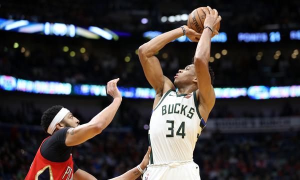 NBA: Γιάννης και … Πέλικανς δεσπόζουν στο Top-10 (video)