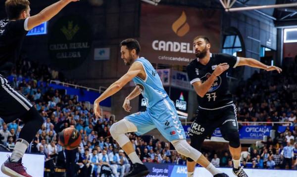 ACB: Άστοχος ο Βασιλειάδης, ήττα για την Ομπραντόιρο