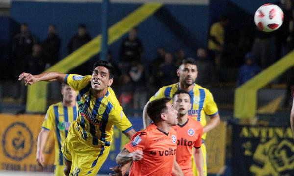 Παναιτωλικός-Αστέρας Τρίπολης 1-1: Τον έσωσε ο Καλτσάς (photos)
