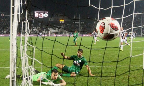 ΠΑΟΚ – Παναθηναϊκός 2-0: Τα γκολ και οι καλύτερες φάσεις του αγώνα (video)