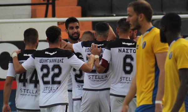 ΟΦΗ-Νίκη Βόλου 3-0: Με υπογραφή Αραβίδη