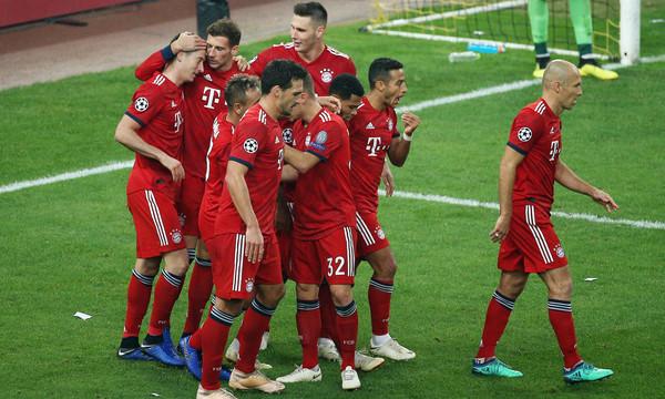 Άνετη πρόκριση η Μπάγερν στο Κύπελλο Γερμανίας
