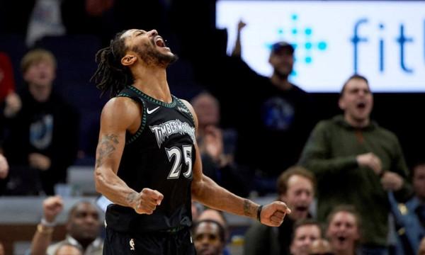 NBA: Ρόουζ από τα παλιά, συνεχίζουν οι Γουόριορς (video)