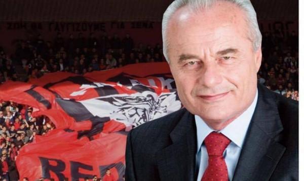 Παναχαϊκή: Παραιτήθηκε από την προεδρία ο Μπακαλάρος