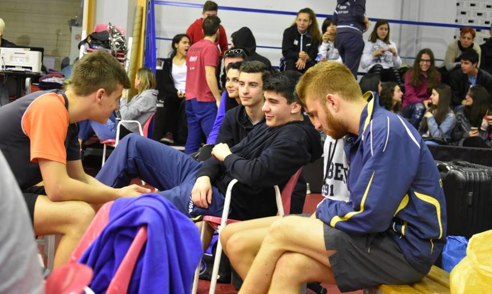 Αναδεικνύονται οι πρωταθλητές Ελλάδας στις κατηγορίες Νέων ανδρών και Νέων γυναικών