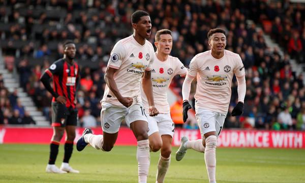 Premier League: Τη «λύτρωσε» ο Ράσφορντ (videos+photos)