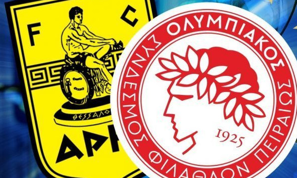 LIVE CHAT Άρης-Ολυμπιακός 0-1 (τελικό)