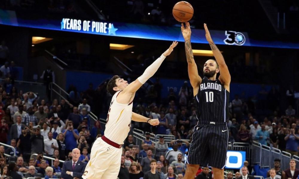NBA Top 10: Εντυπωσιακά highlights και στην κορυφή ο Φουρνιέ! (vid)
