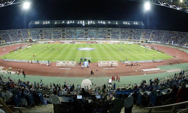 Στο Παγκρήτιο η έδρα της Εθνικής Ελλάδος!