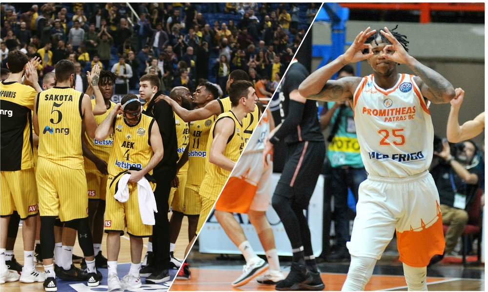 Basketball Champions League: Ρίχνονται στη «μάχη» ΑΕΚ και Προμηθέας