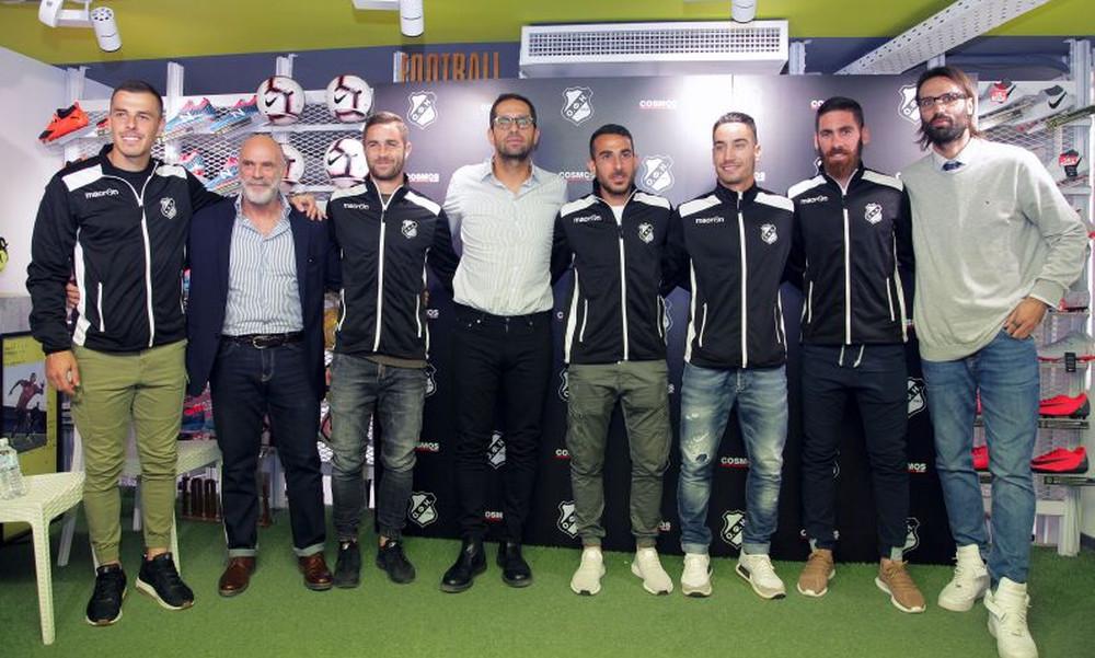 ΟΦΗ και Cosmos Sport μαζί στη… νέα μέρα (video+photos)