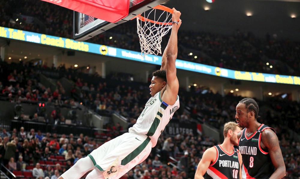NBA: Δεν έφτανε ο Giannis στους Μπακς (video)