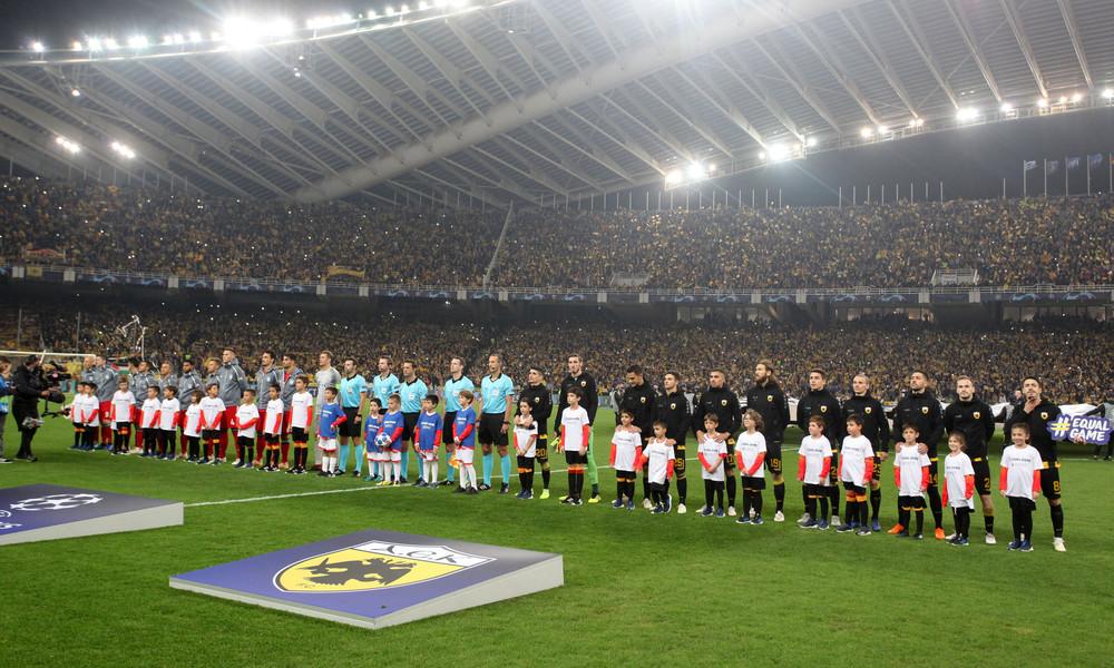 Μπάγερν-ΑΕΚ: Με αυτές τις εμφανίσεις θα παίξουν απόψε (photos)