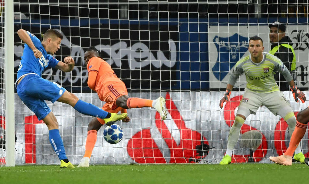 Καλύτερη στο Champions League