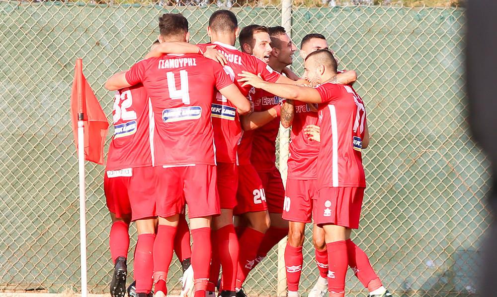 Football League: Ένσταση ο Καραϊσκάκης για το ματς με Πλατανιά