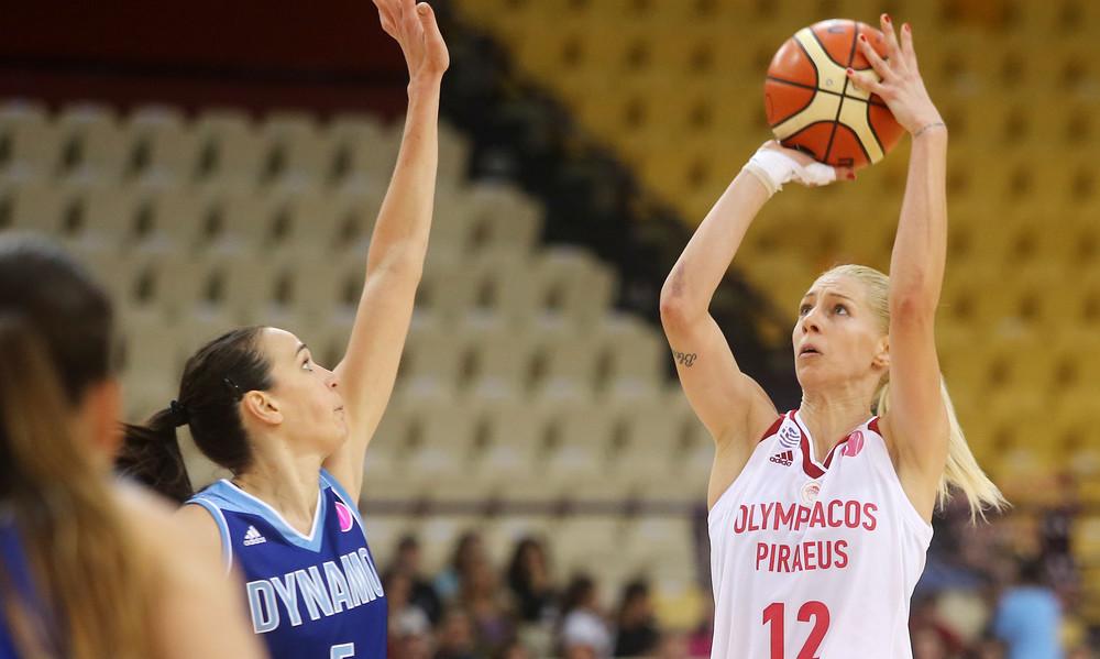Ολύμπιακός-Ντιναμό Κουρσκ 67-73: Ήττα στο τέλος