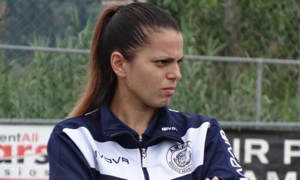 Football League: Στην Κ19 του Αιγινιακού η Ανθούλα Σαββίδου (photos)