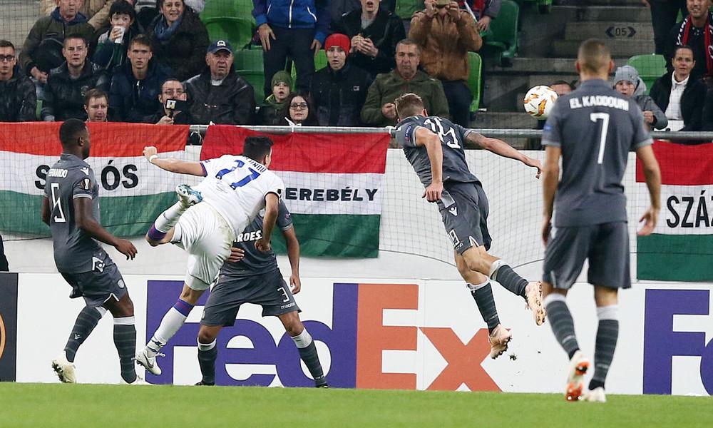 Βίντι-ΠΑΟΚ 1-0: Τα highlights του αγώνα (video)